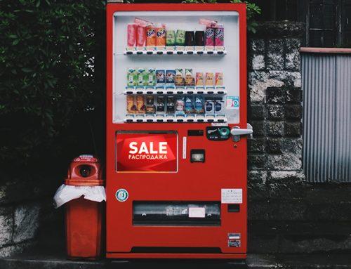 Новый стандарт для вендинговых автоматов по продаже скоропортящийся пищевой продукции