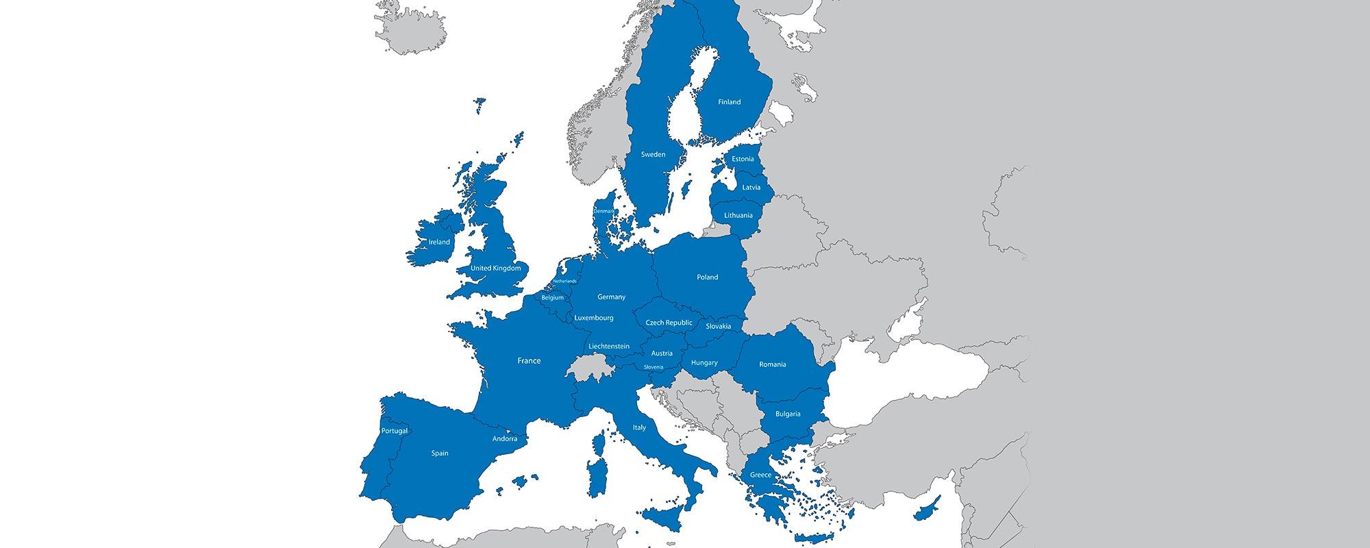 Европейский Союз - CE Сертфикация