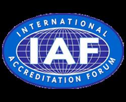 Сертификация IAF